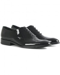 Loake Lifestyle Patent Black men UK9 - EU43 Sort