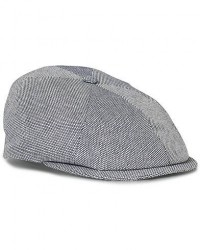 Lock & Co Hatters Summer Reverb Cotton Cap Blue men 57 Blå