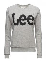 Logo Sweatshirt Grey Mele