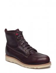 Louis Dark Brown Leather