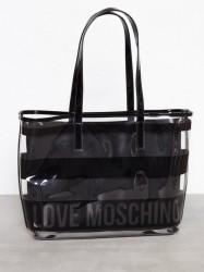 Love Moschino Handväska Håndtaske Sort