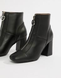 Love Moschino heeled boots - Black