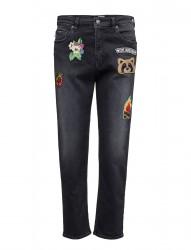 Love Moschino-Trousers Denim