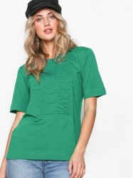Love Moschino W4F1552M3517 T-shirt Green
