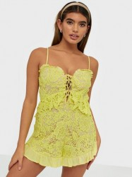 Love Triangle Hello Sunshine Playsuit Playsuits