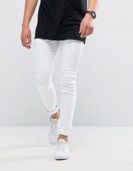 Loyalty and Faith Manor Skinny Fit Jeans in White - White