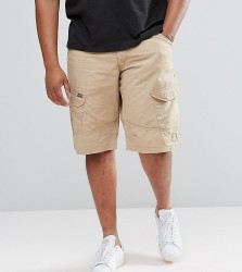 Loyalty and Faith PLUS Cargo Shorts - Navy