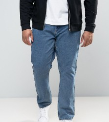 Loyalty and Faith PLUS Straight Fit Konfer Jeans - Blue
