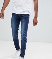Loyalty and Faith TALL Beattie skinny fit jean in dark wash - Blue