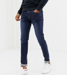 Loyalty and Faith TALL Beattie skinny fit jean in mid wash - Blue
