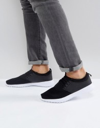 Loyalty & Faith Frederico Trainers In Black - Black