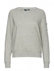 Lrl French Terry L/S Raglan Top