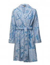 Lrl Shawl Collar Robe