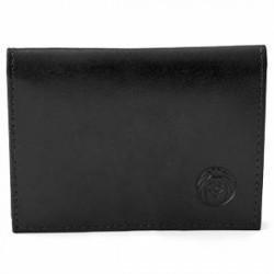 Lucleon Black Bifold Cardholder
