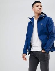 Luke Sport Raleigh Windbreaker Jacket In Blue - Blue