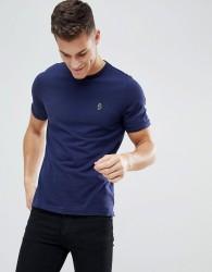 Luke Sport Traff Short Sleeve T-Shirt In Navy - Navy