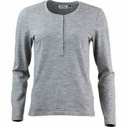 Lundhags Merino Light LS T-Shirt - Dame
