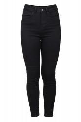 Lykke By Lykke - Jeans - My Favourite Sky High Cropped - Black