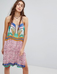 Maaji Bird Print Beach Dress - Multi