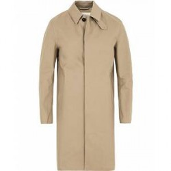 Mackintosh Cotton Coat Fawn Beige