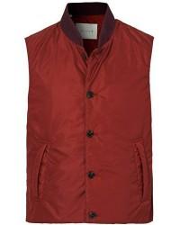 Mackintosh Dundee Padded Liner Brick Red men UK40 - EU50 Rød