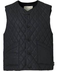 Mackintosh Hig Quilted Liner Black men M Sort