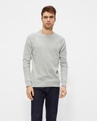 Mads Nørgaard Cotton Rib Stelt sweatshirt