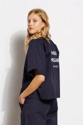 Mads Nørgaard - Skjorte - Carpentina Julie - Navy