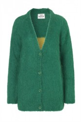 Mads Nørgaard - Strik - Bold Mohair Boutique Cranny - Green/Yellow