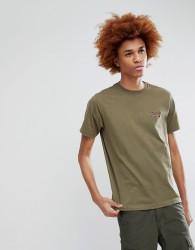 Maharishi Embroidered Tiger T-Shirt - Green