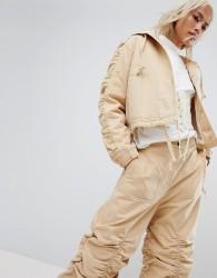 Maharishi Hooded Jacket Co-Ord - Tan