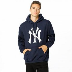 Majestic Athletic Hoodie - MLB Logo