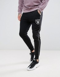 Majestic Raiders Joggers - Black