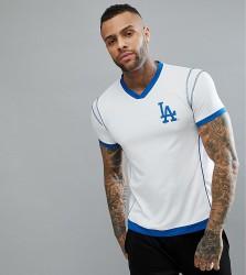 Majestic Sports L.A Dodgers Compression T-Shirt - White