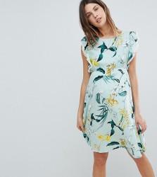 Mamalicious Floral Print Shift Dress - Multi