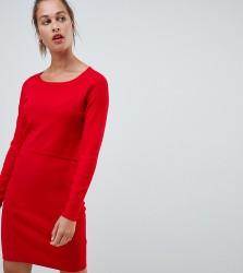 Mamalicious Nursing Shift Dress - Red