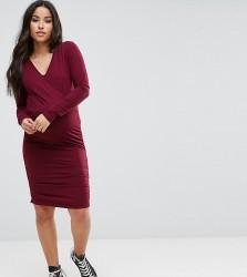 Mamalicious Nursing Wrap Dress - Multi