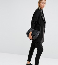 Mamalicious Tailored Trouser - Black