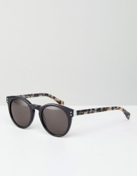 Marc By Marc Jacobs Round Frame Sunglasses - Black