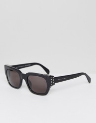 Marc By Marc Jacobs Square Sunglasses - Black