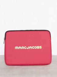 Marc Jacobs 13'' Computer Case Computertasker Rosa/Lyserød