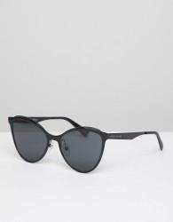 Marc Jacobs 198/S cat eye sunglasses in black - Black