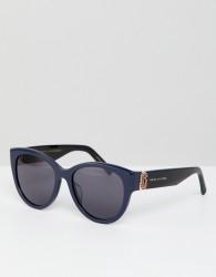 Marc Jacobs cat eye sunglasses - Navy