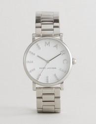 Marc Jacobs Classic MJ3566 Bracelet Watch In Silver - Silver