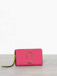 Marc Jacobs Compact Wallet Pung Peony