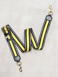 Marc Jacobs Double Stripe Strap Tasker Gul