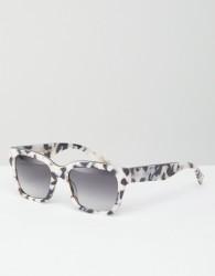 Marc Jacobs Faded Lens Square Sunglasses - Multi