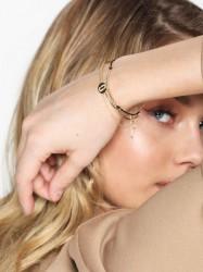 Marc Jacobs Friendship Bracelet Halskæde Crystal