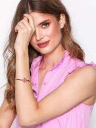 Marc Jacobs Hinge Bracelet Armbånd Pink