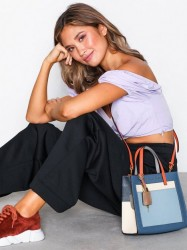 Marc Jacobs Mini Grind Håndtaske Blå